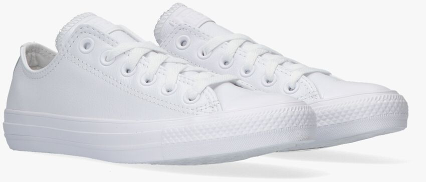CONVERSE Baskets CT OX en blanc - larger