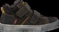 Groene KOEL4KIDS Hoge sneakers KO904-AL-03  - medium