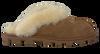 cognac UGG shoe COQUETTE  - small