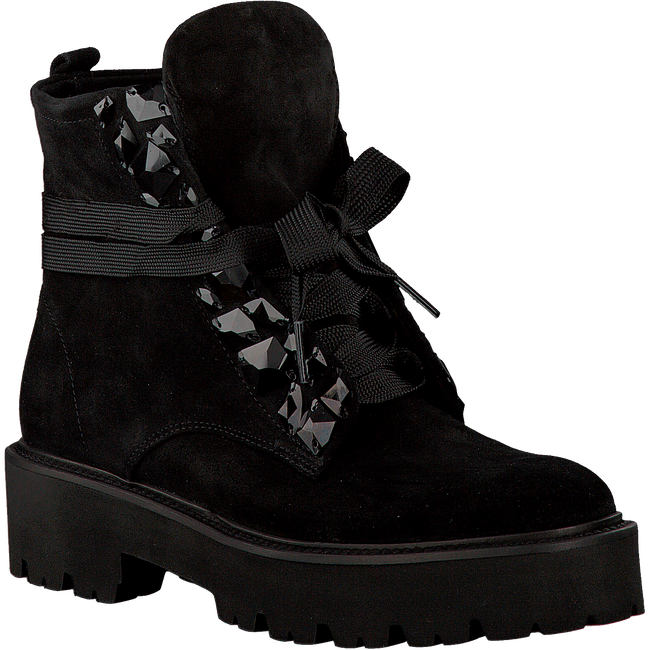 KENNEL & SCHMENGER Bottines à lacets 30100 en noir - large