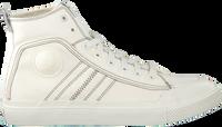 Witte DIESEL Sneakers S-ASTICO MID LACE - medium