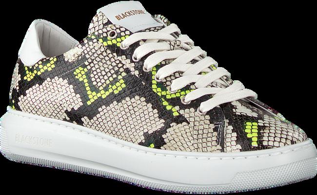 Beige BLACKSTONE Lage sneakers TW91  - large