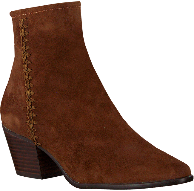 PEDRO MIRALLES Bottines 25310 en cognac  - large