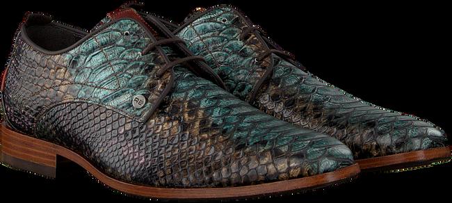 Bruine REHAB Nette schoenen GREG SNAKE  - large