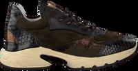 Groene VIA VAI Lage sneakers ZAIRA JADE - medium