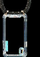 KASCHA-C Mobile-tablettehousse PHONECORD IPHONE X MAX en noir  - medium