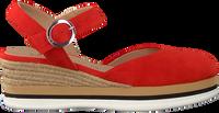 UNISA Espadrilles JACER en rouge  - medium