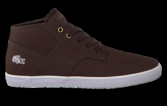 LACOSTE Chaussures à lacets ANDOVER en marron - large