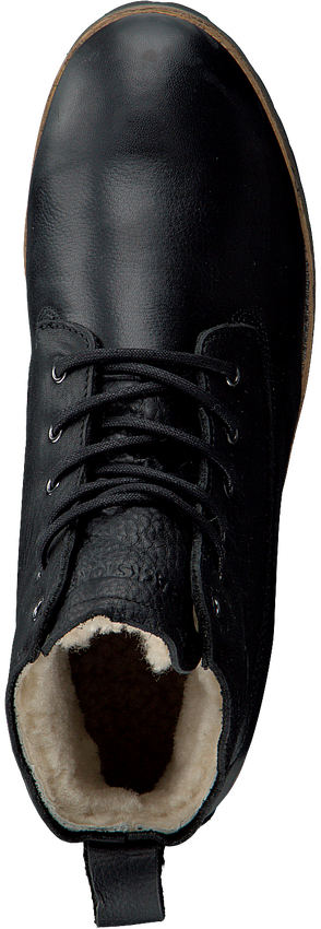 BLACKSTONE Bottines OM60 en noir - larger