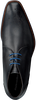 FLORIS VAN BOMMEL Richelieus 20040 en gris - small