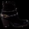 MJUS Bottes hautes NERO/PELTRO en noir - small