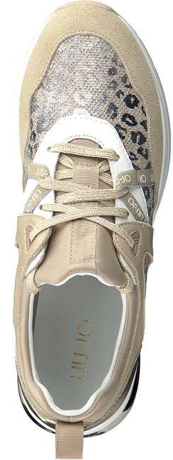LIU JO Baskets basses KARLIE 36 en beige  - large