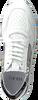 RED-RAG Baskets basses 76702 en blanc  - small