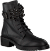 OMODA Bottines à lacets AD426 en noir - small