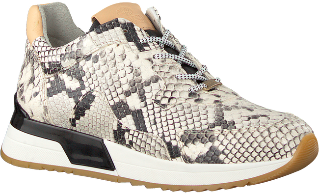 Witte FRED DE LA BRETONIERE Lage sneakers 101010132  - large