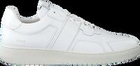 Witte NUBIKK Lage sneakers YUCCA CANE MEN - medium