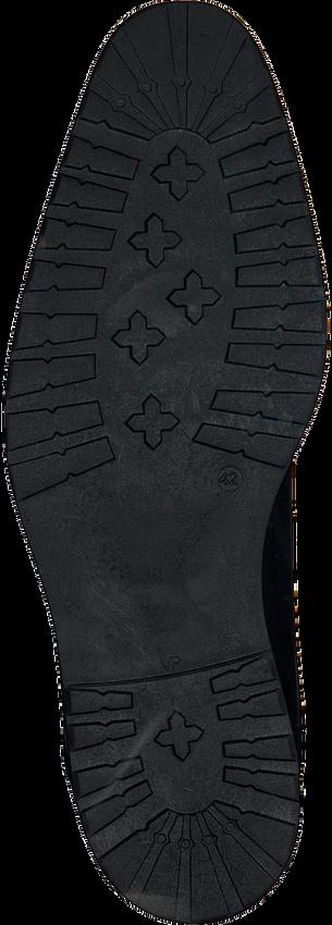OMODA Bottines à lacets 36615 en noir - larger