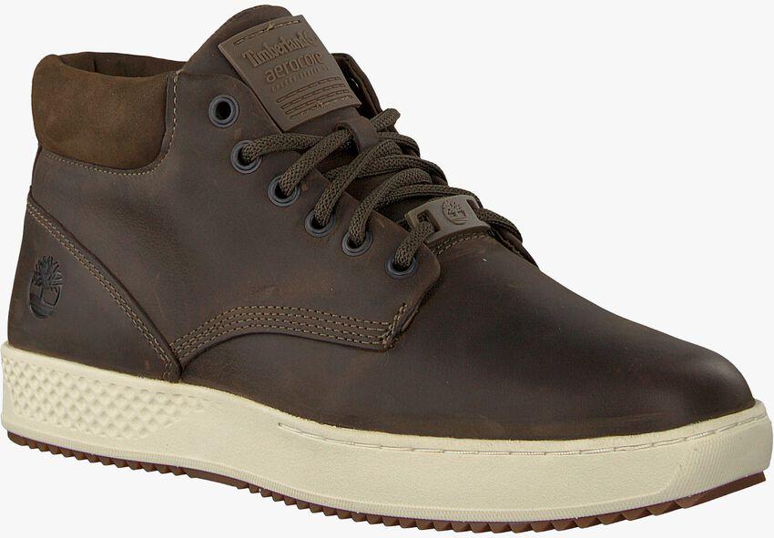 Bruine TIMBERLAND Sneakers CITYROAM CUPSOLE CHUKKA - larger
