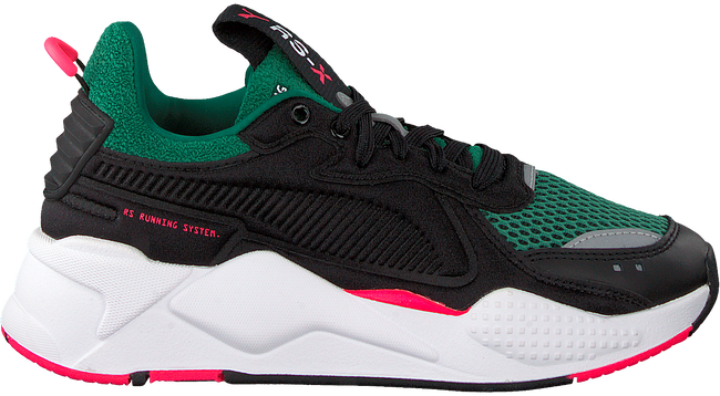 Zwarte PUMA Sneakers RS-X SOFTCASE  - large