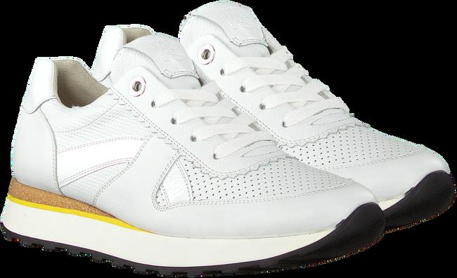 Witte PAUL GREEN Lage sneakers 4918 - large