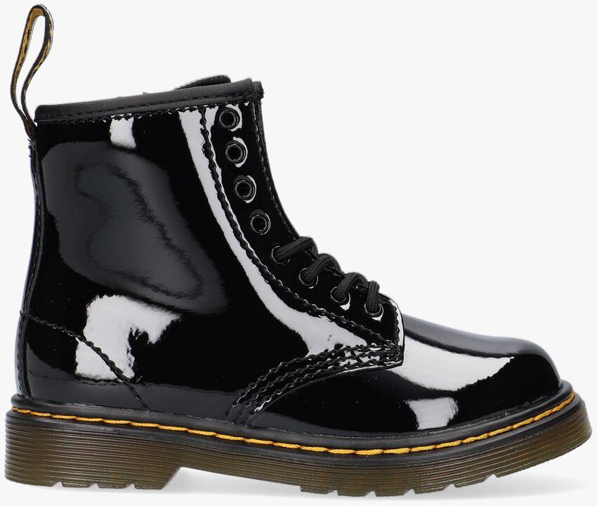 DR MARTENS Bottines à lacets DELANEY/BROOKLY en noir - larger