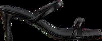 Black TORAL Mules TL-12315  - medium