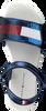 TOMMY HILFIGER Sandales VELCRO SANDAL en bleu  - small