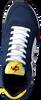 Blauwe SUN68 Lage sneakers TOM SOLID MEN - small