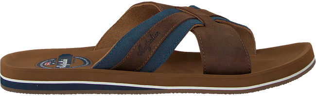 Blauwe AUSTRALIAN Slippers HAAMSTEDE AT SEA - large