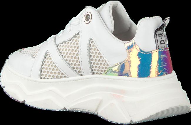 Witte RED-RAG Lage sneakers 13264  - large
