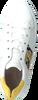 GABOR Baskets basses 495 en blanc  - small