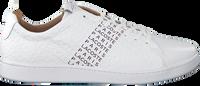 Witte LACOSTE Sneakers CARNABY EVO 319 12  - medium