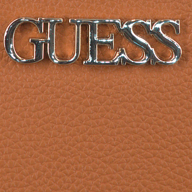 Cognac GUESS Portemonnee UPTOWN CHIC SLG  - large