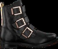 Zwarte OMODA Biker boots LPCONAN  - medium