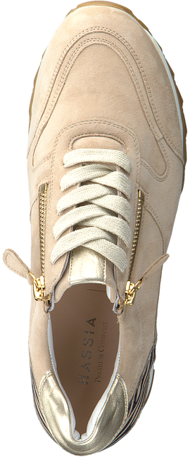 Beige HASSIA Sneakers MADRID  - large