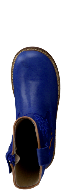 OMODA Bottes hautes 4965 en bleu - large