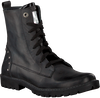 JOCHIE & FREAKS Bottines à lacets 19380 en noir  - small