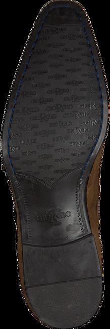 GIORGIO Richelieus HE50243 en marron - large