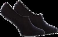 Zwarte TOMMY HILFIGER Sokken TH WOMEN FOOTIE 2P  - medium