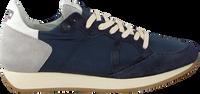 Blauwe PHILIPPE MODEL Sneakers MONACO VINTAGE  - medium