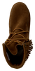 Bruine MINNETONKA Enkellaarsjes 623  - small