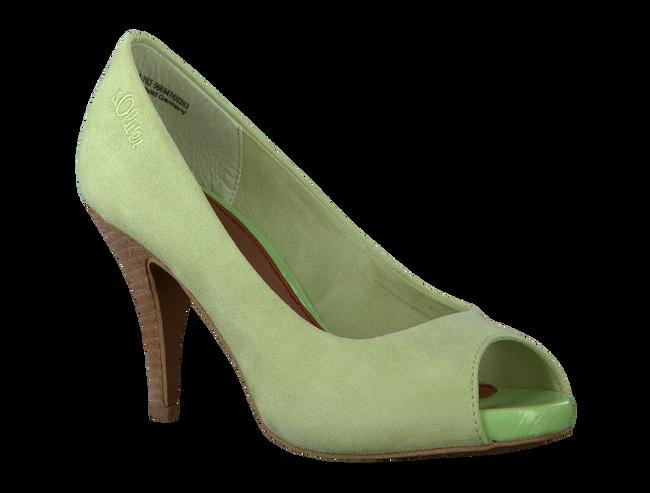 S.OLIVER Escarpins 29301 en vert - large