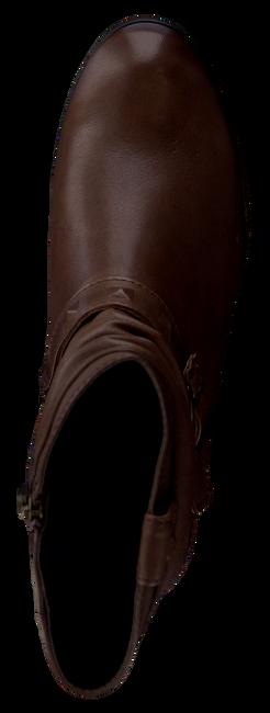 FOOTNOTES Bottes hautes 35.344 en marron - large