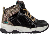 Zwarte BUNNIES JR Hoge sneaker CHRIS CHUNKY  - medium