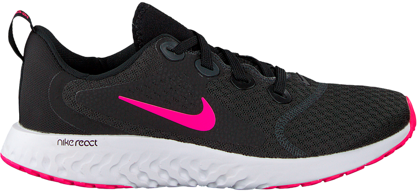 Zwarte NIKE Sneakers NIKE LEGEND REACT (GS) - larger