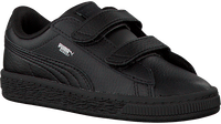 Zwarte PUMA Sneakers BASKET CLASSIC LFS - medium