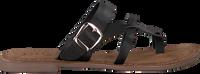 Zwarte LAZAMANI Slippers 75.608  - medium