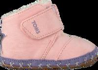 TOMS Chaussures bébé CUNA en rose  - medium