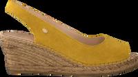 FRED DE LA BRETONIERE Espadrilles 153010083 en jaune  - medium