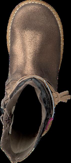 Bronzen SHOESME Lange laarzen CR7W092  - large
